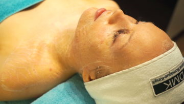 A bit of pain, lots of effectivity – A facial, that brings me to tears